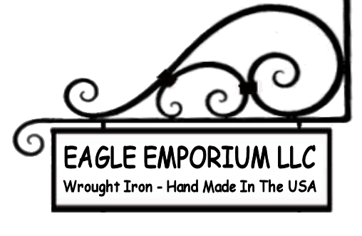 Wrought Iron by Eagle Emporium
