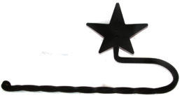 star twist paper towel bar